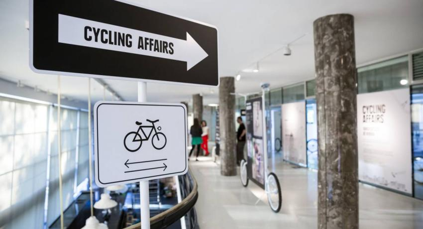 Cycling Affairs - Urbanistic Exhibition
